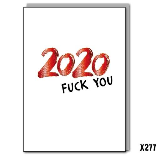 2020 Fuck You