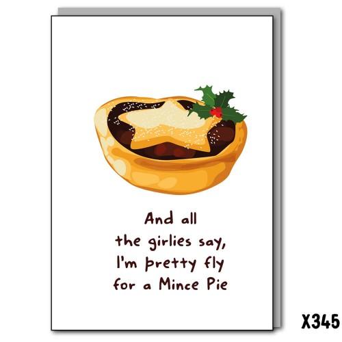 Pretty Mince Pie