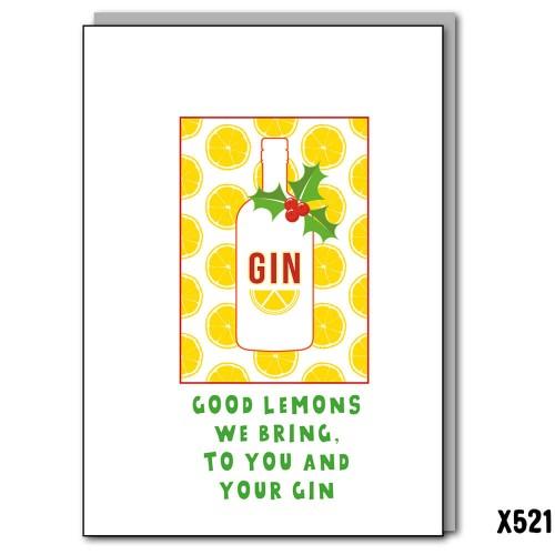 Good Lemons Gin