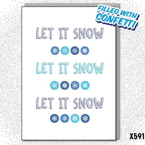 Snow Cuntfetti
