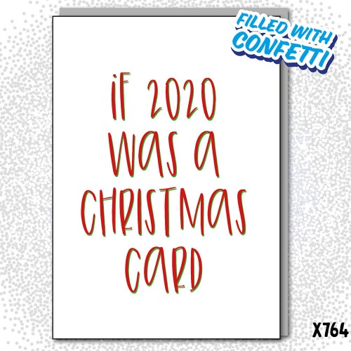 2020 Was a Card