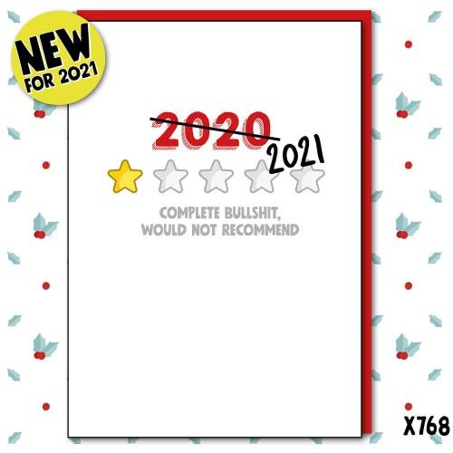 2021 Bullshit