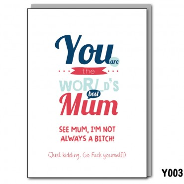 See Mum