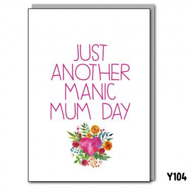 Manic Mum Day
