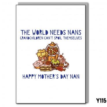 Spoil Nan