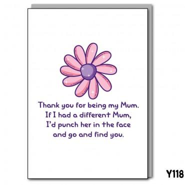 Different Mum