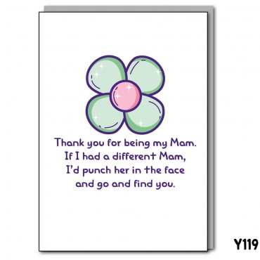 Different Mam