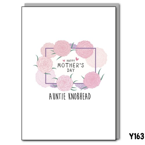 Auntie Mother's Day