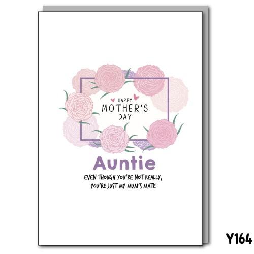Auntie Mum's Mate