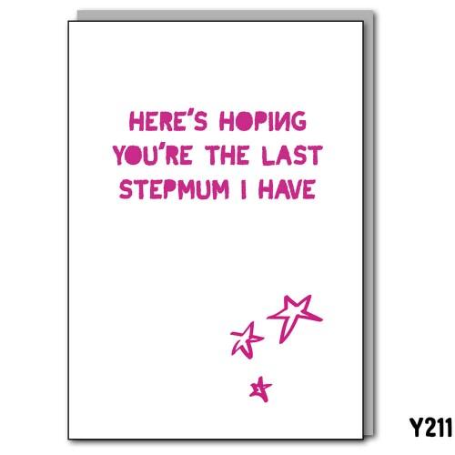 Last StepMum