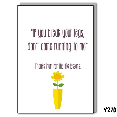 Break Legs