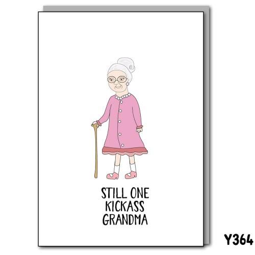 Kickass Grandma