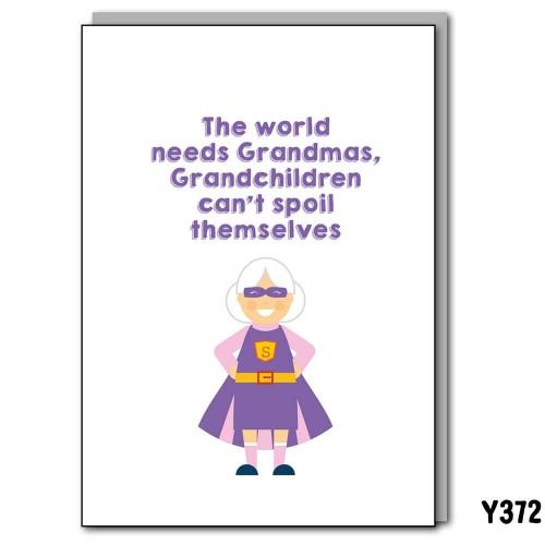 Grandma Spoilt