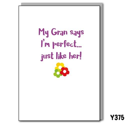 Perfect Gran