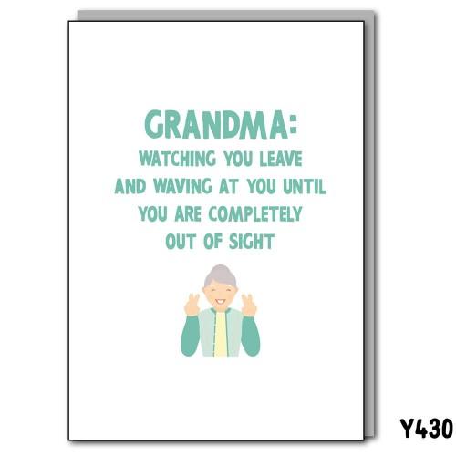 Grandma Sight