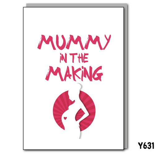 Mummy in the Making