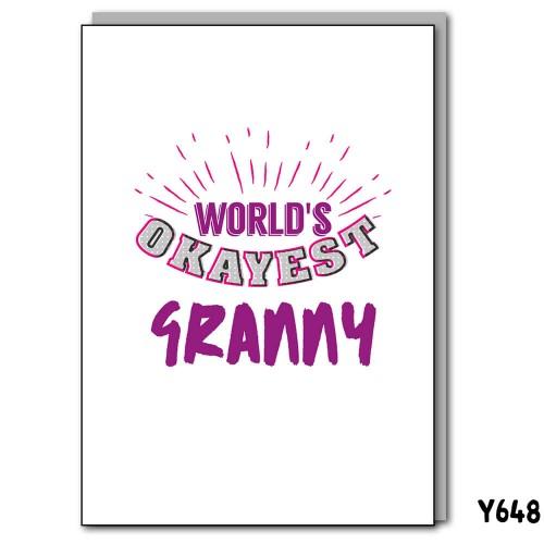 Okayest Granny