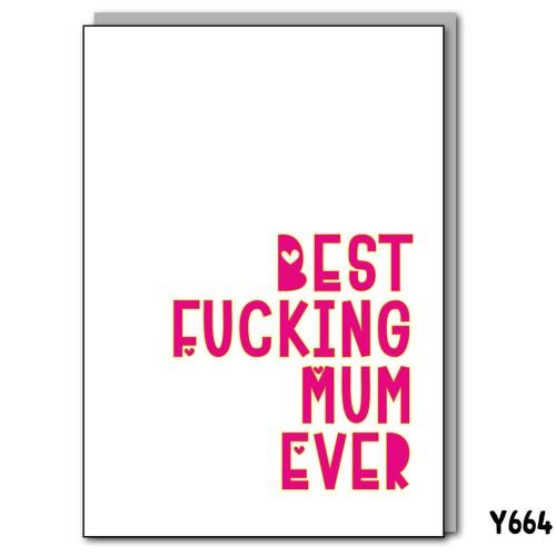 Best Fucking Mum