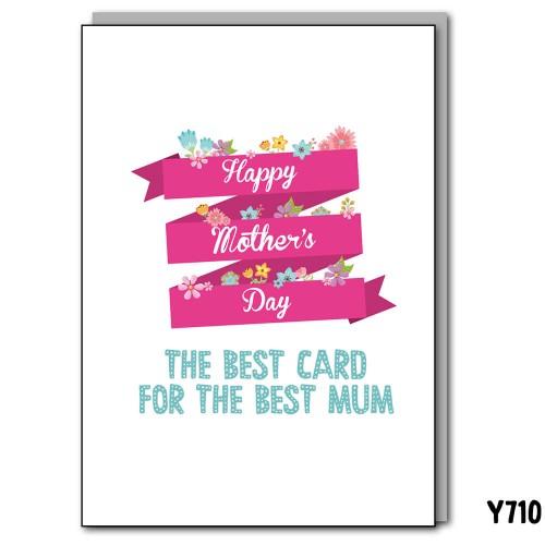 Best Card Best Mum