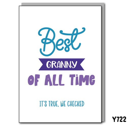 Best Granny Checked