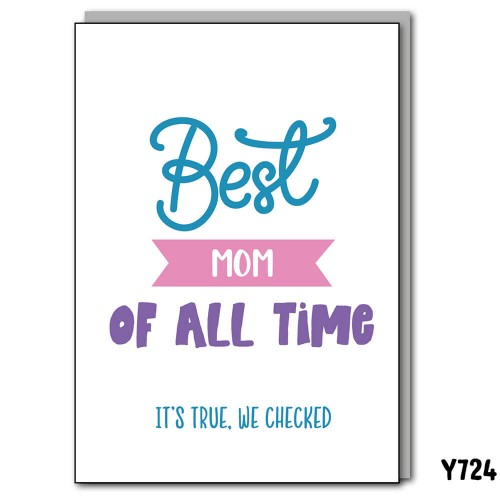 Best Mom Checked
