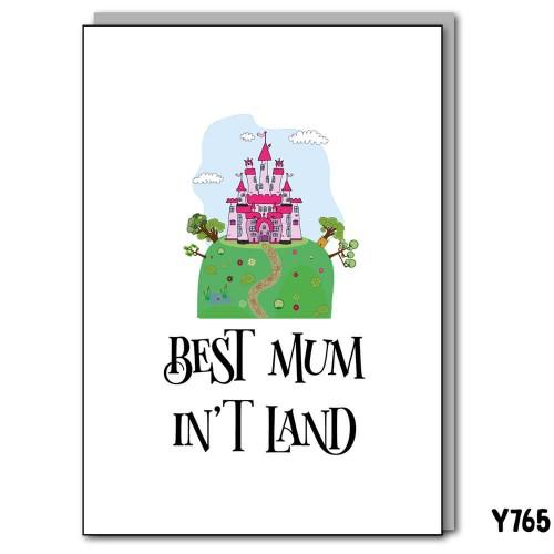 Best Mum in't Land