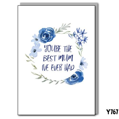 Best Mum Had