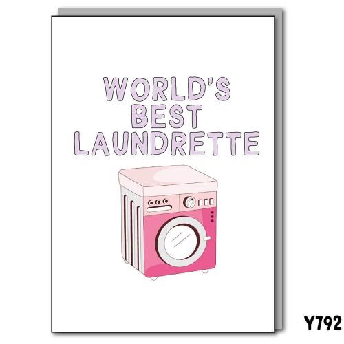 Best Laundrette