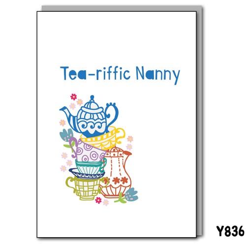 Tea-riffic Nanny