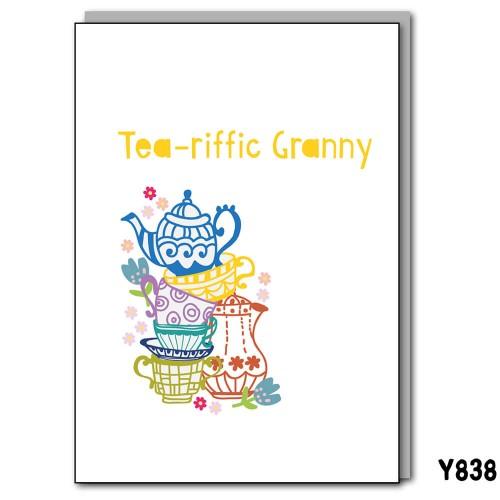 Tea-riffic Granny