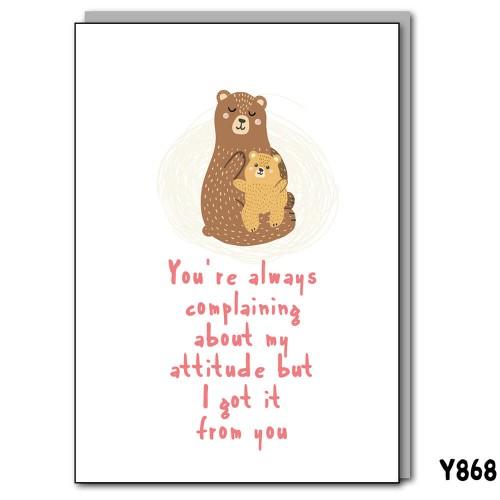 Attitude You