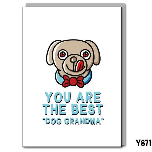 Dog Grandma