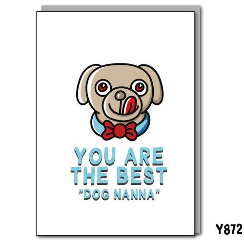 Dog Nanna