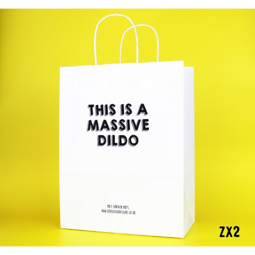 Massive Dildo Gift Bag