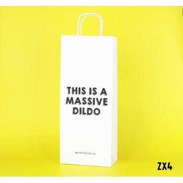 Dildo Bottle Bag