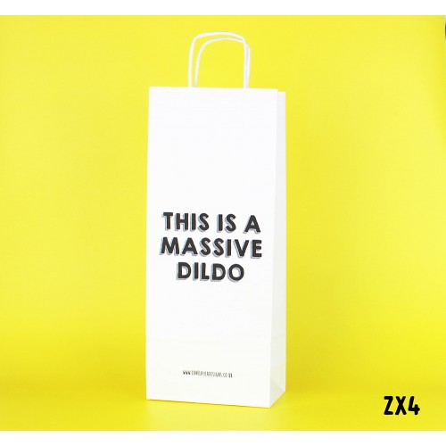 Dildo Bottle Bag