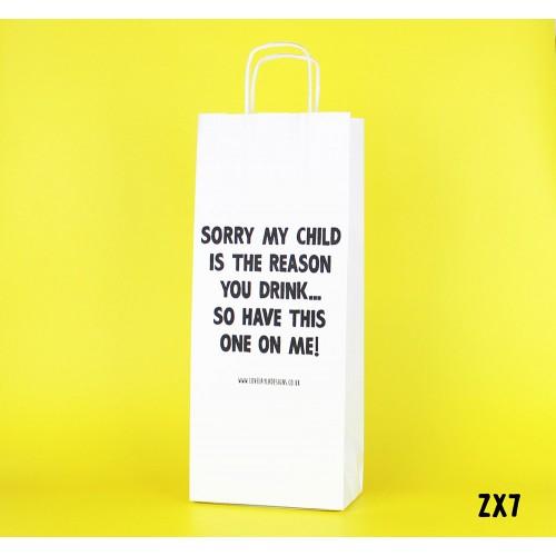 Sorry my Child Bag