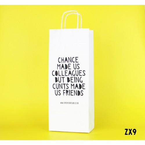 Colleagues Cunts Bag