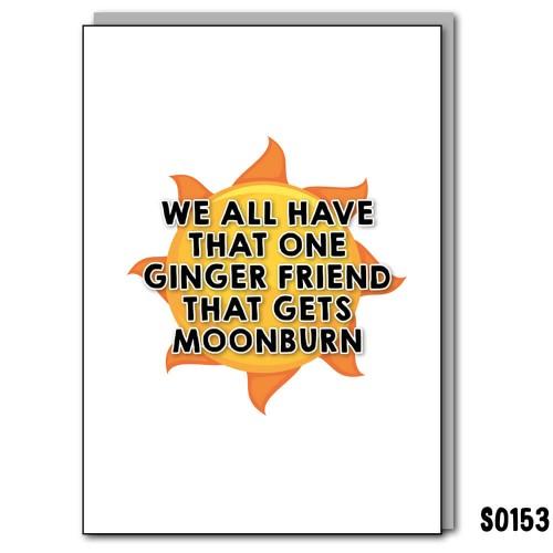 Ginger Burn