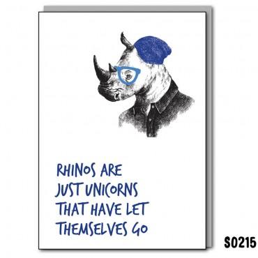 Rhino Unicorn
