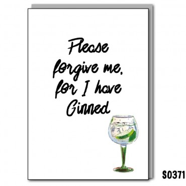 For I Have Ginned