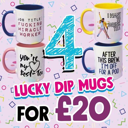 Get Ya Mugs out!