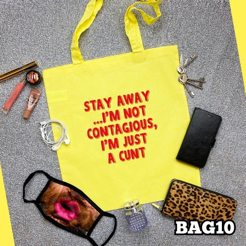 Contagious Tote Bag