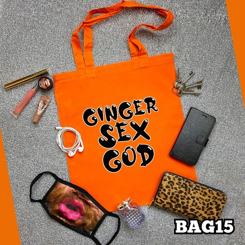 Sex God Tote Bag