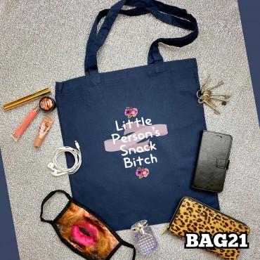 Snack Bitch Tote Bag