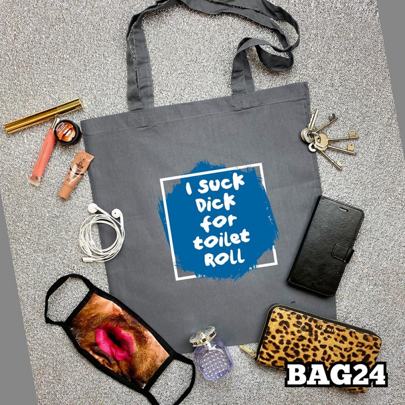 Suck Dick Tote Bag