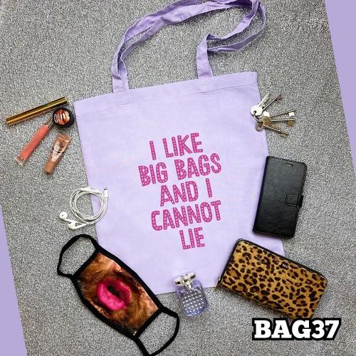 Big bags Tote Bag