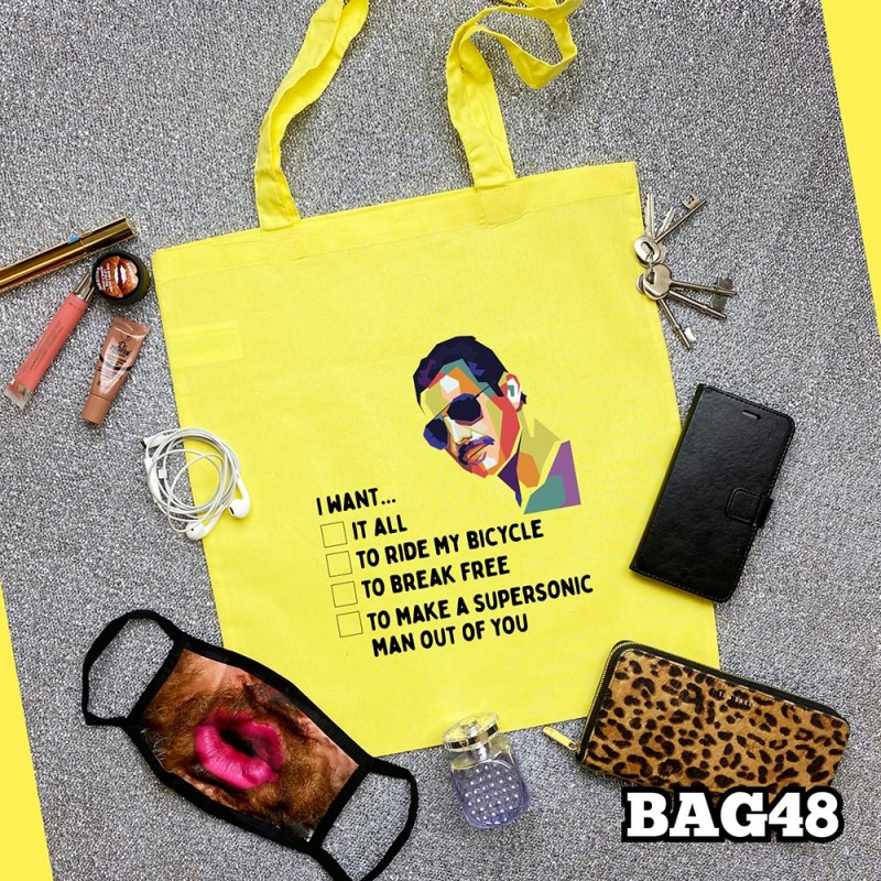 I Want To Tote Bag