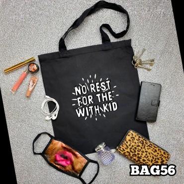 No Rest Tote Bag
