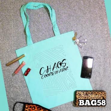 Chaos Coordinator Tote Bag